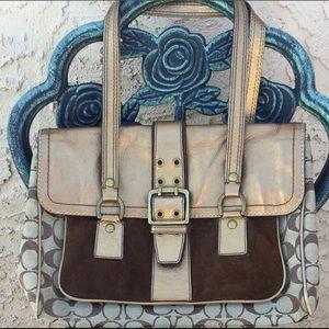 """Coach Special Edition 1498 handbag """"rare"""""""